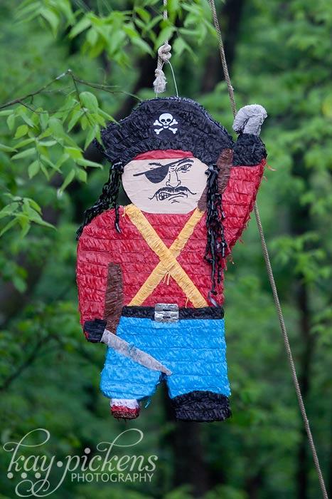 Pirate target