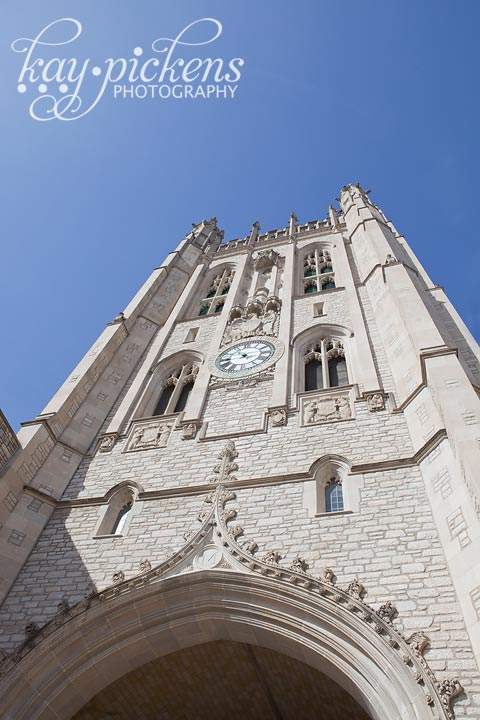 Mizzou Memorial Union Clock Tower